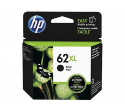 Tinteiro HP Preto 62XL Alta Capacidade - C2P05AE