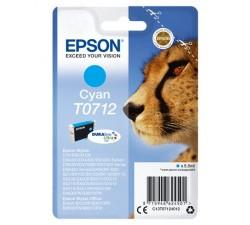 Tinteiro EPSON Cyan D78/DX4000/4050/50x0/6000 - C13T07124012