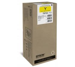 Supply unit Epson XL Amarelo 22000p WF-C869R - C13T973400