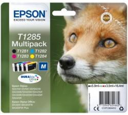 Pack Tinteiro EPSON Quad S22/SX42xW/BX305 - C13T12854012