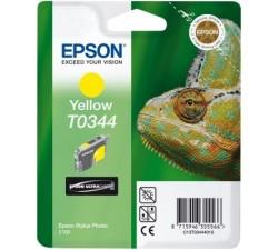 Tinteiro EPSON Amarelo StylusPhoto 2100 - C13T03444020