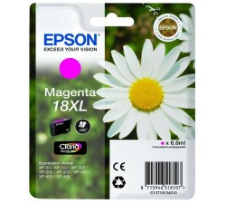 Tinteiro EPSON Serie 18XL Magenta XP-102/205/305/405 - C13T18134012