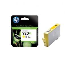 Tinteiro Amarelo Nº920XL HP Officejet - CD974AE