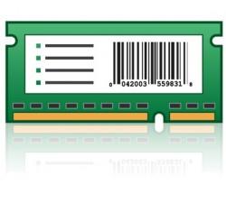 LEXMARK Cartão Forms Card + BarCode para CS/CX72x e CS/CX92x