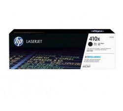 Toner HP LaserJet 410X preto de elevado rendimento