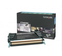 Toner Lexmark Preto C73X/X73X com Programa de Retorno 8.000 pág.