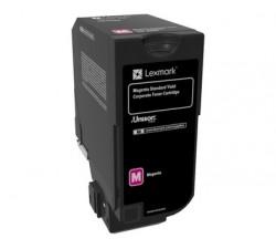 Toner Lexmark Magenta S720/CS725/CX725 7.000 pág.