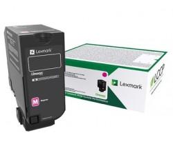 Toner Lexmark Magenta CS/CX 727, CS728 com Programa de Retorno 10.000 pág.