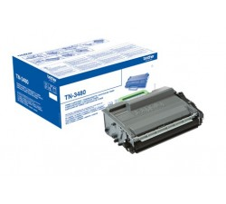 Toner BROTHER TN-3480 Preto 8.000 páginas