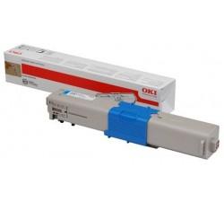 Toner OKI C532/MC573 Cyan 1500 Pág - 46490403