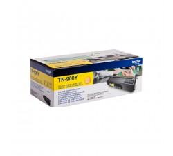 Toner BROTHER Amarelo MegaCapacidade 6000pag TN900Y