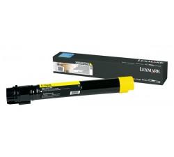 Toner Lexmark Amarelo XS955de 22.000 pgs
