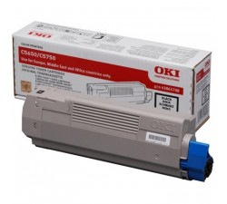 Toner OKI C5650/C5750 Black (8k)