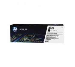 Toner HP LaserJet Alta Capacidade 312X Preto - CF380X