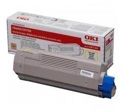 Toner OKI C5650/C5750 Yellow (2k)
