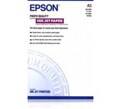 Papel EPSON Qualidade Foto A3(100 FOLHAS) - C13S041068