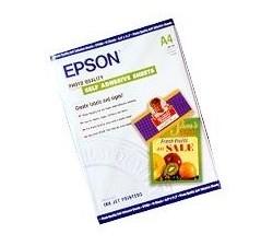Papel EPSON Photo Self-Adhesive A4 10 Folhas - C13S041106