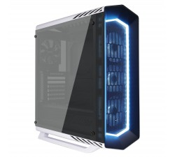 Caixa AEROCOOL PROJECT 7 ATX 3XRGB FANS, 1XRGB HUB, TEMPERED GLASS WINDOW, USB3.0 White - P7C1PROWG