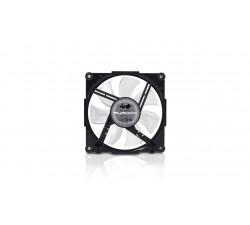 Pack 3 VENTOINHA IN WIN AURORA RGB/LED 120x120x25mm PRETO/BRANCO C/CONTROLLER