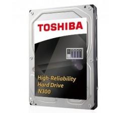 Disco 3.5 6TB TOSHIBA 128Mb SATA 6Gb/s 72rp-NAS/VIDEOVIG-N300