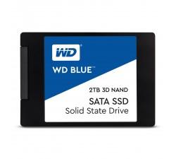 Disco SSD WD Blue 3D 2TB SATA3-560R/530W-95K IOPs