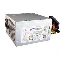 Fonte Alim. 300W ATX CoolBox ECO-500 85+ (certif. CE 85% Efic)