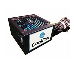Fonte Alim. 500W ATX CoolBox Force BR500 80 PLUS Bronze