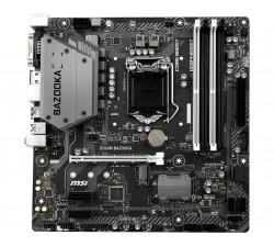 MB MSI B360 M BAZOOKA SKT INTEL 1151 4xDDR4 DVI-D/HDMI mATX