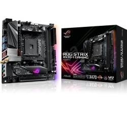 MB ASUS AMD X470 SK AM4 2DDR4/2xUSB - ROG STRIX X470-I GAMING