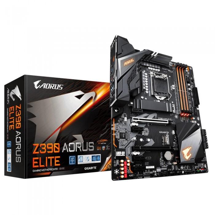 MB GIGABYTE Z390 AORUS ELITE SKT 1151/4xDDR4/HDMI/6 USB 3.1/ ATX