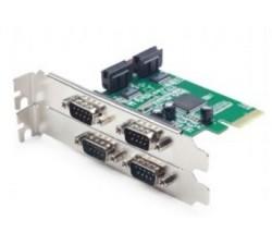 Placa Tsunami 4 Serie PCIe  IC-SPC-2