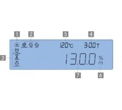 Medidor de humidade DAB