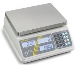 Balança calculadora de preços RFB