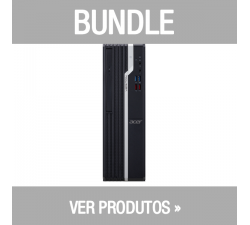 BUNDLE - PC ACER Veriton - DT.VQWEB.022 + Dimm Team Group Elite 4GB - TED44G2666C1901