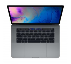 """Apple MacBook Pro 15\"""" with Touch Bar: 2.2GHz 6-core 8th-Gen. IntelCorei7 256GB - Space Grey"""