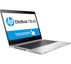 "NB HP EliteBook 735 G5 13.3"" FHD LED R7-2700U 8GB 256GB Win10 Pro 64 3Yr Wrty"
