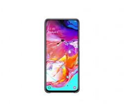 Capa Gradiente Samsung Galaxy A70 2019 - Preto