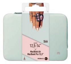 Bolsa MOBILIS Skin Sleeve 12.5-14\'\' Cinzento/Rosa