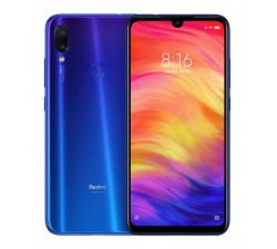 "Smartphone XIAOMI Redmi Note 7 6.3"" FHD Snapdragon 660 4Gb/128Gb 5MP/48MP And.9 Neptune Blue"