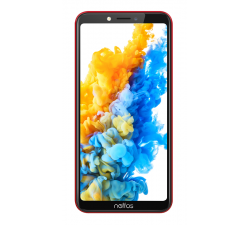 """Smartphone TP-Link Neffos C7s 5,45\"""" HD+ 1440 x 720, 16GB+2GB 5MP/8MP Red"""