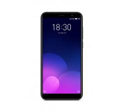 "Smartphone MEIZU M6T 5.7\"" 2Gb/16Gb 8x1.5GHz 12+2+8 Nougat Black"