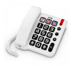 SPC Telefone Comfort Numbers Branco