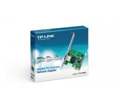 Placa Rede PCIe TP-Link Gigabit c/ Chip RTL8168B - TG-3468