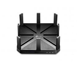 Router TP-Link AC5400 Tri-Band Wi-Fi Gigabit, 2167Mbpsx2+1000Mbps, 802.11ac/a/b/g/n - Archer C5400