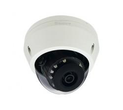 Camera LEVEL ONE Fixa Dome IP, H.265/264, 5MP, 802.3af PoE, IR LEDs, - FCS-3307