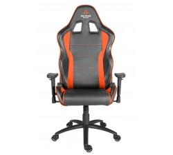 Cadeira Alpha Gamer Pollux - Black / Orange