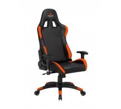 CADEIRA ALPHA Gamer Vega Black / Orange - AGVEGA-BK-O