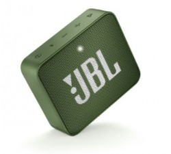 Coluna Portátil JBL GO 2 Bluetooth 3W c/ Microfone 5h Verde