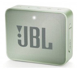 Coluna Portátil JBL GO 2 Bluetooth 3W c/ Microfone 5h Mint
