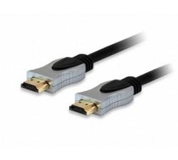 Cabo EQUIP HDMI HQ 2.0 M/M 10m Preto - 119347